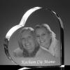 Zdjęcie w krysztale na dzień mamy