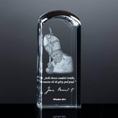Statuetka 3D Jan Paweł II
