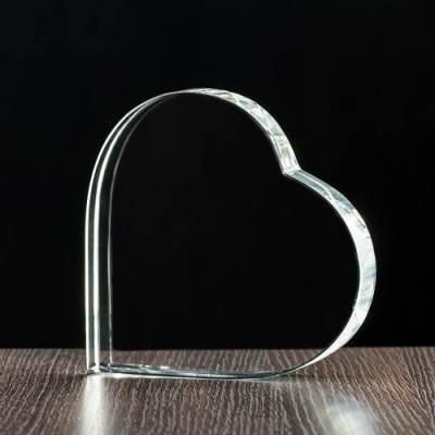 Duże Kryształowe serce [KS-02]