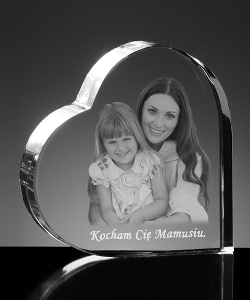Personalizowana statuetka na dzień matki