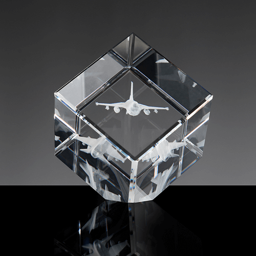 Kryształ ścięty, mały